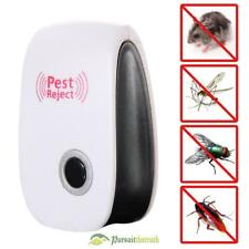 Electronic Ultrasonic Anti Pest Cockroach Bug Mosquito Mouse Killer Repeller