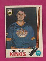 1969-70 OPC # 102 KINGS BILL FLETT EX-MT CARD (INV# 9647)