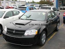 2008-2014 Hood Scoop for Dodge Avenger by MrHoodScoop UNPAINTED HS003