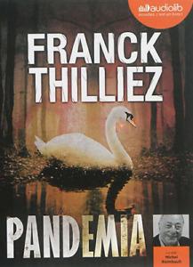 LIVRE AUDIO - FRANCK THILLIEZ, PANDEMIA / AUDIOLIB, NEUF