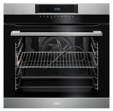 AEG BPK642020M SenseCook Electric Pyrolytic Single Oven Stainless Steel HA1635