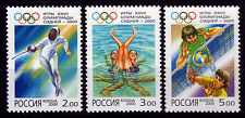 Russland 842-44 **, Olympiade Sommer 2000