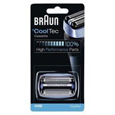 BRAUN Mens Shaver CoolTec 40B Foil + Cutter Set Head Replacement Cassette Blades