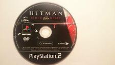 HITMAN BLOOD MONEY PLAYSTATION 2 PS2 PS1 PS2 PAL SPAIN