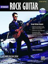 Complete Rock Guitar Method: Intermediate Rock Guitar (Book & DVD-ROM) (Complete