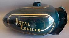 Royal Enfield Bullet Fuel Tank # 825188 Olive Green 1950-2007