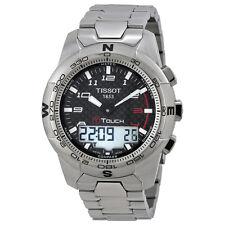 Tissot T-Touch II Mens Analog-Digital Watch T047.420.44.207.00