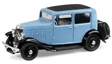 ELIGOR 1:43 AUTO DIE CAST CITROEN ROSALIE BERLINE 1933 AZZURRO ART 1005