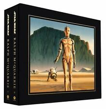 Star Wars Art: Ralph Mcquarrie by Ralph McQuarrie Hardcover NEW SEALED SOLO