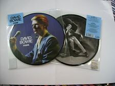 "DAVID BOWIE - FAME - 7"" PICTURE DISC BRAND NEW 2015 - 40TH ANNIVERSARY"