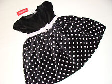 Gymboree Tres Fabulous Girls Size 18-24 months Pink Dot Black Dress NEW