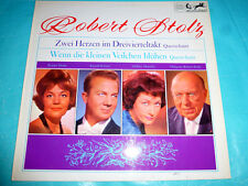 Robert Stolz Querschnitt Holm Schock Eurodisc NM!