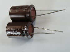 2x Elna Radial Elektrolyt Kondensator 16v 2200uF 105 ° c Pit7.5mm RH16-2k2 EF17