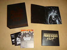 FARID BANG - Killa  (LIMITED DELUXE BOX mit 3 CDs, DVD, Poster und Sticker)