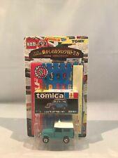 Tomica Toyota Land Cruiser FJ40 Vintage Series Takara Tomy #2 Mini Rare Item