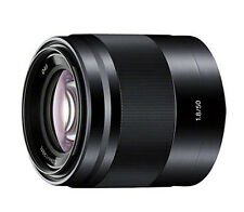Sony E 50mm F1.8 OSS Lens Black SEL50F18F for Sony E-Mount  Full Frame
