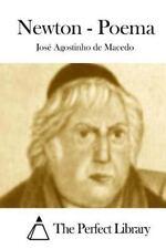 Newton - Poema by José Agostinho de Macedo (2015, Paperback)