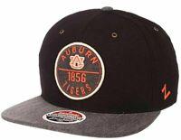 Zephyr NCAA Auburn Tigers Admiral Snapback, Adjustable New Free Shipping Hat