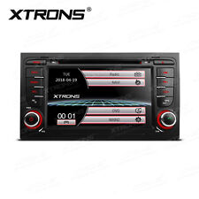 "7""Autoradio HD Touchscreen DVD GPS Screen Mirror für Audi A4 S4 RS4 CANbus Kudos"