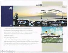 2012 Azoren blok 49 Europa CEPT - Visit