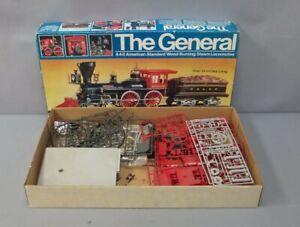 MPC 1-2001 The General 4-4-0 American Standard Wood-Burning Steam Locomotive/Box