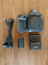 Canon EOS 5D Mark IV 30.4MP Full-Frame DSLR Camera Body. Low Shutter. US version