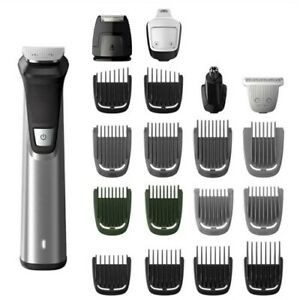 Philips Norelco MG7750/49 Series 7000 All-in-one 23 Pieces Multigroom Trimmer