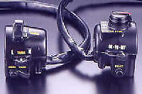 KAWASAKI Z900 Z1-900 Z400 Z750B interruptores del Manillar (Par) Nuevo