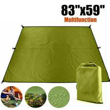Outdoor Hammock Tent Tarp Shelter Rain Sun Shade Camping Portable Picnic Pad Mat