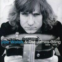 BEST OF JOE WALSH THE JAMES GANG 1969197 [CD]