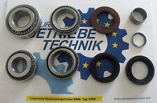 Lagersatz Reparatursatz BMW Hinterachsgetriebe Typ 230K,E24,E36,E31,E32,E34,E39