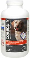 Cosequin Maximum Strength Plus MSM - For Dogs All Sizes (250 Count) 05/2024