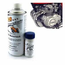 Honda CB 400 Four F Motorlack Lack Motor Grau Silber Engine Enamel Grey Silver