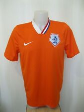 Netherlands 2008/2010 home Size L Nederland Holland shirt jersey soccer football
