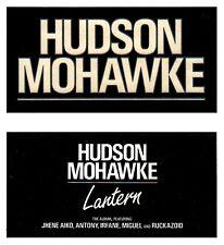HUDSON MOHAWKE Lantern 2015 Ltd Ed NEW RARE Sticker +FREE Pop/Dance Stickers!