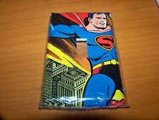 SUPERMAN LIGHT SWITCH PLATE #20