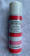 New!Pure Romance Between The Sheets Sensual Powder Spray ISLAND BREEZE 4oz🇺🇸