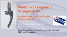 Plantronics Voyager 5200 / Legend replacement earbud (Black)