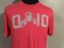 Ohio State Michigan Rivalry Shirt Coach Whine T-Shirt New Vintage Soft Feel XXL