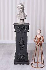 Dekosäule SHABBY CHIC pilastro pianerottolo fiori pianerottolo pilastro in legno vintage