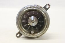 Original 1952 Buick Roadmaster Super Electric Dash Clock New Haven 6V OEM GM