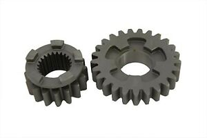 Andrews 5-speed Close Ratio Low Gear Set fits Harley-Davidson,by Andrews
