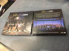 U2  CD+DVD AT THE BBC 16/11/2017