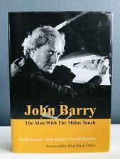 John Barry: The Man with the Midas Touch by Gareth Bramley Hardback Book The