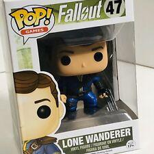 Funko Pop! Games: Fallout Lone Wanderer Male Vinyl Figure