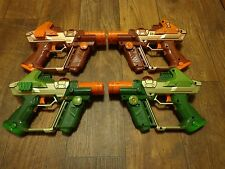 4--TIGER ELECTRONICS--LAZER TAG TEAM OPS GUNS (LOOK) #1