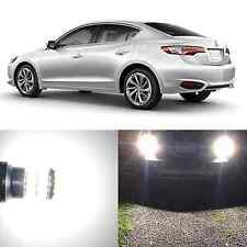 Alla Lighting Back-Up Reverse Light 921 Super White SMD LED Bulbs for Acura ILX
