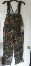 Mossy Oak Boy's NWT Size XL 18/20 Officially Licensed Bib Overalls Infinity