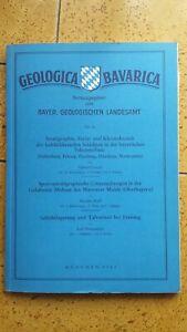 Geologica Bavarica Nr.46 - München 1961