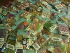 JOLEE/'S STICKO ESSENTIALS AND MORE! LOT OF 140 PACKS BY K/&C